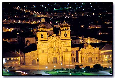 Cathdrale de Cuzco
