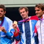 Andy Murray remporte la médaille d'or olympique face à Federer