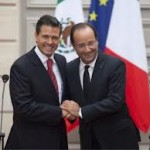 Mexique : Enrique Pena Nieto invite officiellement François Hollande