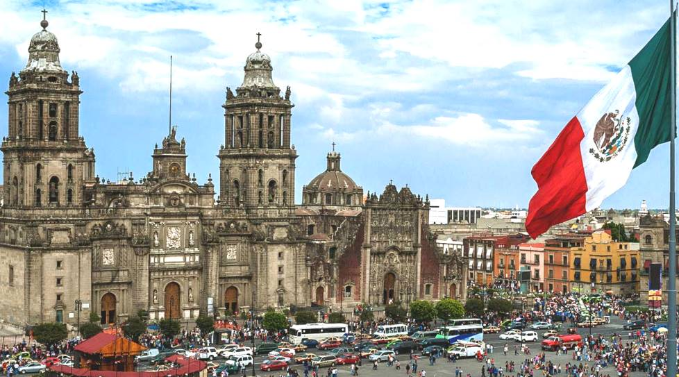 Mexico City, un incontournable du Mexique