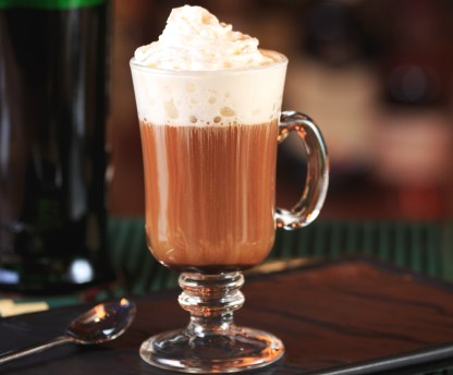 Le Virgin Irish Coffee c'est quoi ?