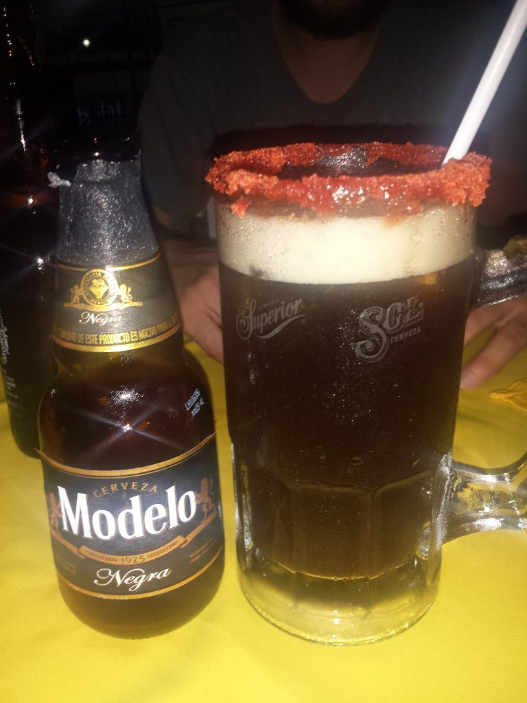 Michelada Brune