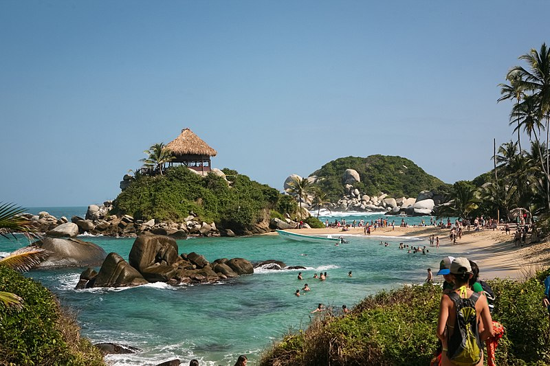 Le Parc National de Tayrona