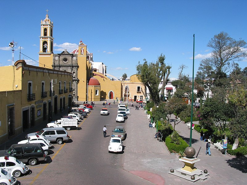 Huamantla Mexique