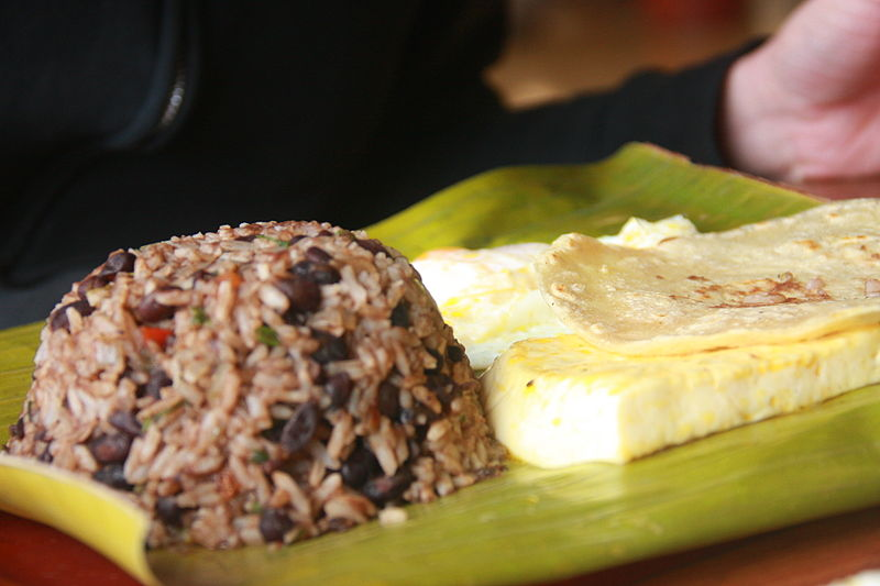 Costarican Gallo Pinto